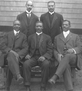 African United Baptist Association of Nova Scotia Executive Committee 1919