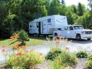 Adventure's East Campground
