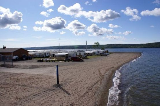 Ben Eoin Beach RV Resort