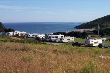 MacLeod's Beach & Campsite